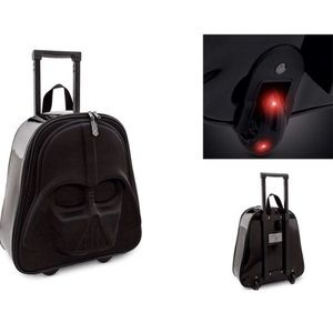 STAR WARS Darth Vader 3D Suitcase Disney Store